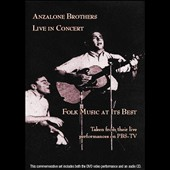 Anzalone Brothers: Anzalone Brothers Live in Concert