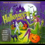 Various Artists: Halloween: Music & Cuisine For a Party With a Theme