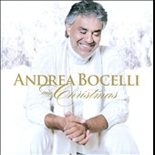 Andrea Bocelli: My Christmas [Deluxe Edition] [Includes DVD]