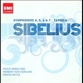20th Century Classics: Sibelius - Symphonies 4, 5, 6, 7, Tapiola