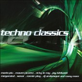 Various Artists: Techno Classics [ZYX]