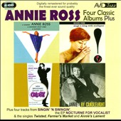 Annie Ross: Four Classic Albums Plus *