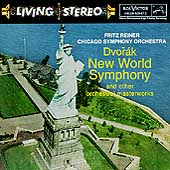 Dvor&#225;k: New World Symphony and other masterworks / Reiner
