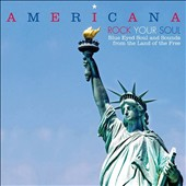 Various Artists: Americana: Rock Your Soul - Blue Eyed Soul and Sounds from the Land of the Free [Digipak]