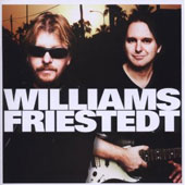 Peter Friestedt/Joseph Williams: Williams Friestedt *