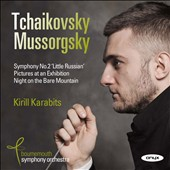 Tchaikovsky: Symphony No. 2; Mussorgsky: Pictures; Night On Bare Mountain