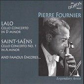 Lalo & Saint-Saens: Cello Concertos / Pierre Fournier