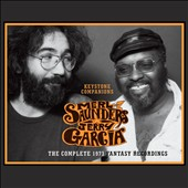 Jerry Garcia/Merl Saunders: Keystone Companions: The Complete 1973 Fantasy Recordings [Box]