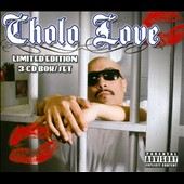Various Artists: Hipower Entertainment Presents Cholo Love [Box] [PA]