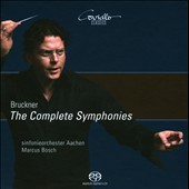 Bruckner: The Complete Symphonies / Aachen Symphony Orchestra, Marcus Bosch