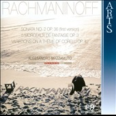 Rachmaninoff: Sonata No. 2, Op. 36 (First Version);