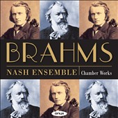 Brahms: Piano Quartets; String Sextets; String Quintets; Clarinet Trio / Nash Ensemble [4 CDs]