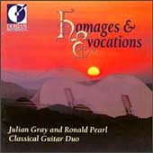 Homages & Evocations / Julian Gray, Ronald Pearl