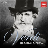 Verdi: The Great Operas [35 CDs]
