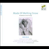 Made of Melting Snow: Elizabethan Consort Songs by Byrd, Johnson, Morley, Nicholson, Baldwine, Gibbons et al. / Andrea Lauren Brown, soprano
