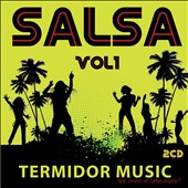 Various Artists: Salsa, Vol. 1 [7/2]
