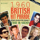 Various Artists: 1960 British Hit Parade: Britain's Greatest Hits, Vol. 9: The B Sides: Pt. 3, September-December [Box]