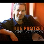 Rue Protzer: One Note Story [Digipak]