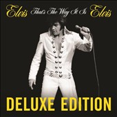 Elvis Presley: That's the Way It Is [Deluxe Edition] [CD/DVD] [Box]