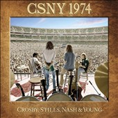 Crosby, Stills, Nash & Young: CSNY 1974 [Blu-Ray/DVD] *
