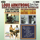 Louis Armstrong: Three Classic Albums Plus