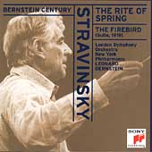 Bernstein Century - Stravinsky: Rite of Spring, Firebird