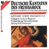 German Cantatas of the Early Baroque / Frieberger, et al