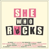Various Artists: She Who Rocks