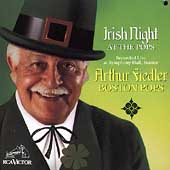 Irish Night at the Pops / Arthur Fiedler, Boston Pops