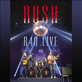 Rush: R40 Live [CD/DVD]