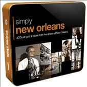 Various Artists: Simply New Orleans