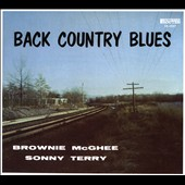 Brownie McGhee: Back Country Blues: 1947-55 Savoy Recordings [Digipak] *