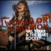 Val Starr & the Blues Rocket/Val Starr: Woman on a Mission *