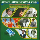 Various Artists: Africa Airways, Vols. 1 & 2: Funk Connection 1973-1980