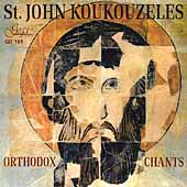 St. John Koukouzeles - Orthodox Chants / Sofia Choir, et al