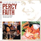 Percy Faith: Percy Faith Plays Continental Music/Percy Faith Plays Romantic Music/Plays Romantic Mus