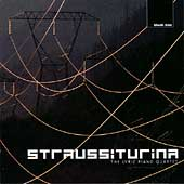 Strauss, Turina: Piano Quartets / Lyric Piano Quartet