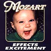 Mozart Effects Excitement