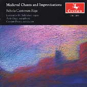 Medieval Chants and Improvisations /Pranis, Schlieker, et al
