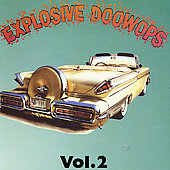 Various Artists: Explosive Doo Wops, Vol. 2 [Buffalo Bop]