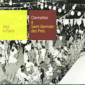 Hubert Rostaing/Maurice Meunier: Clarinettes a Saint Germain