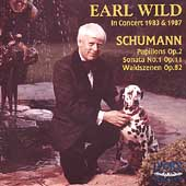The Romantic Master - Schumann: Papillons, etc / Earl Wild