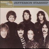 Jefferson Starship: Platinum & Gold Collection