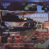 Reich: City Life, Sextet, etc /Ceccanti, Contempoartensemble