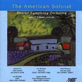 The American Soloist / Dvorak SO, Williams