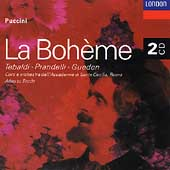 Puccini: La Boh&#232;me / Erede, Tebaldi, Prandelli, Gueden