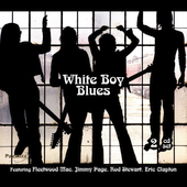 Various Artists: White Boy Blues [Pazzazz]