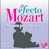 El efecto Mozart: M&uacute;sica para beb&eacute;s Vol 2