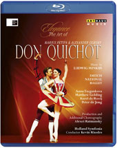 Elegance, The Art of Marius Petipa & Alexander Gorsky: Don Quichot. Music by Ludwig Minkus (live, Amsterdam Music Theatre, 2010) / Dutch National Ballet [Blu-ray]