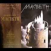 Grand Tier - Verdi: Macbeth / B&ouml;hm, Milnes, Ludwig, Cossutta
